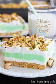 Dreamboat Dessert Pistachio