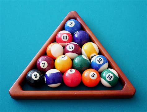 how to rack pool balls do you think you re attractive girlsaskguys