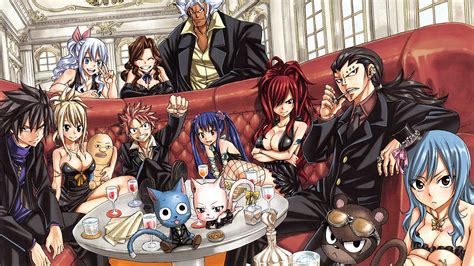 fairy tail wallpaper  hd