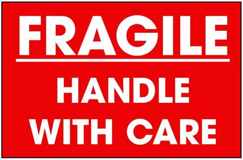 packing fragile label  price   save