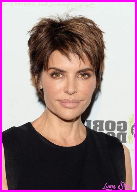 Lisa Rinna Hairstyle Back View   hairstylegalleries.com