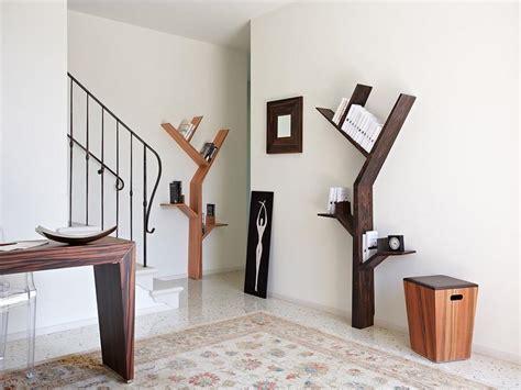 Branch Bookshelf Design by Ideas Design Tree Branch Bookshelf Design Interior