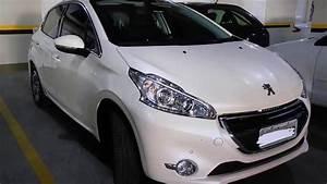 Peugeot 208 Griffe C U00e2mbio Autom U00e1tico 2016