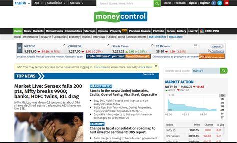 market website 7 must websites for indian stock market investors