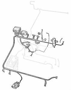 Wire Harness Late Series Iia  Rnc392  560899