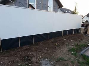 Noppenbahn Mit Vlies : noppenbahn f r die garage wir bauen dann mal ein haus ~ Lizthompson.info Haus und Dekorationen