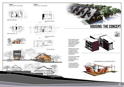 Unique Architecture Portfolio Design Templates