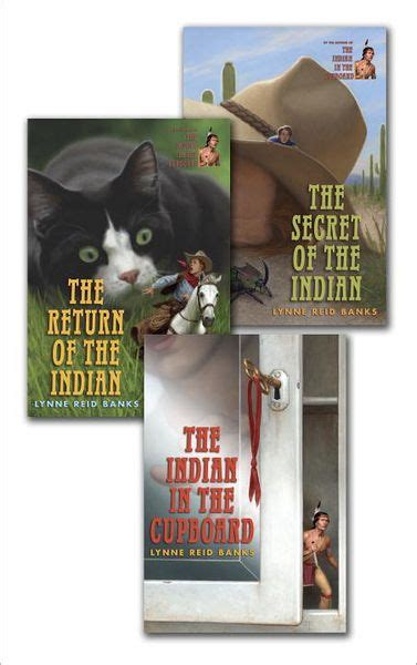 Indian In The Cupboard Book Review by The Indian In The Cupboard Series The Indian In The