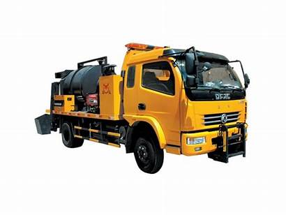 Asphalt Maintenance Equipment Road Repair Pavement Truck