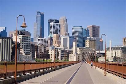 Minneapolis Skyline Minnesota Wallpapers History Desktop Amazing