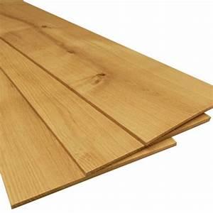Thin Wood Boards European Oak Timber