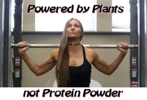 Body Powered By Plant Protein