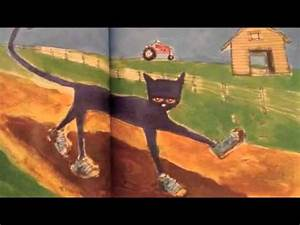 Pete the Cat, I Love my White Shoes Book Talk/Read Aloud ...