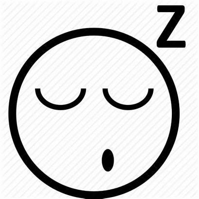 Smiley Clipart Sleepy Emoticon Sleeping Icon Yawn
