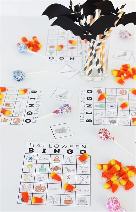 alice  loisfree printable halloween bingo