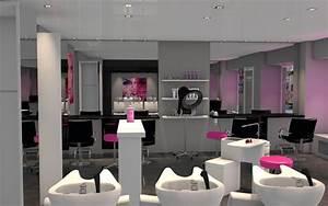 Deco Salon Moderne : emejing photo salon de coiffure moderne photos amazing ~ Zukunftsfamilie.com Idées de Décoration