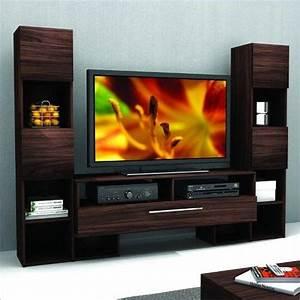Living room lcd tv wall unit design ideas Home Decor