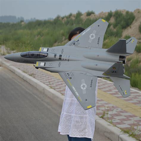 Big Size 1.1 Meter F15 Epo Shockproof 2.4g Rc Airplane