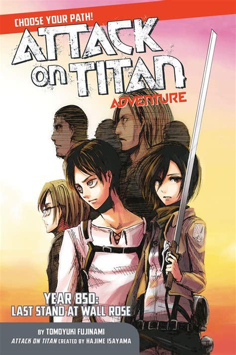 attack  titan choose  path adventure  hajime