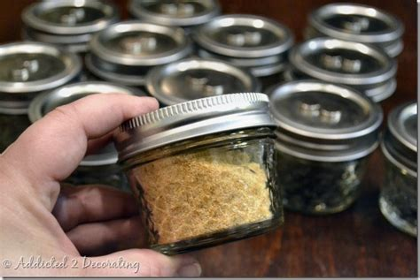 How To Make A Magnetic Spice Rack by Space Saving Framed Magnetic Chalkboard Spice Rack To Hang