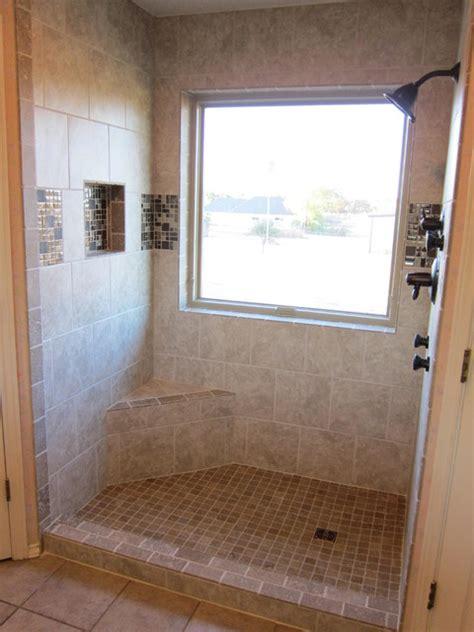 burleson tx bathroom remodel traditional bathroom