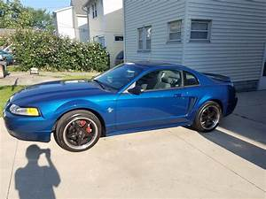 Bought my first car, a 99 GT : Mustang