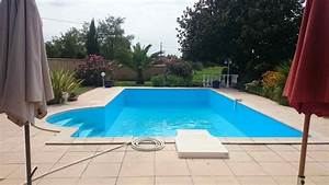 pose liner piscine cheap liner gris clair with pose liner With exceptional piscine liner gris anthracite 6 sps piscine pose et changement de liner piscine alpes