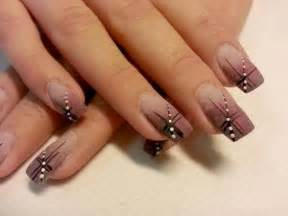 Brown nail designs elegant g
