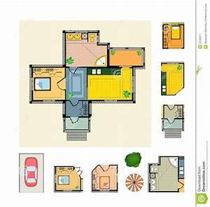 Plan De Campagne Magasin : plan architecture maison de campagne ~ Dailycaller-alerts.com Idées de Décoration