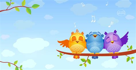 Animated Bird Wallpaper - animated bird wallpaper birds wallpapers and backgrounds