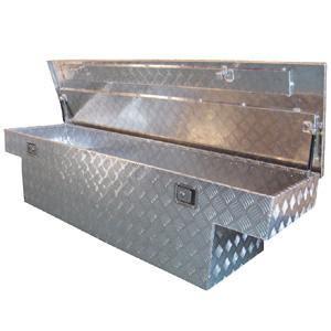 21540 small truck bed tool box black steel underbody tool boxes aluminium truck tool