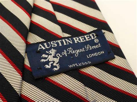 vintage classic austin reed london necktie historique
