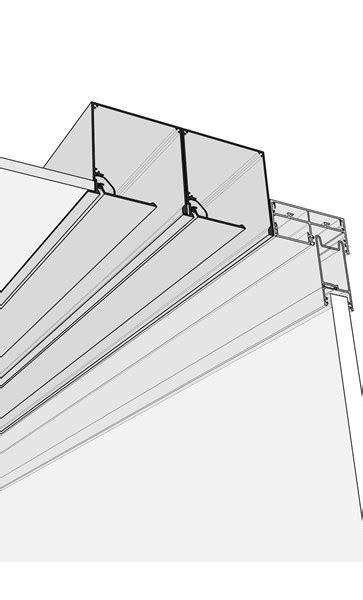 HB 1260 Double Recessed Blind Box - Halliday Baillie