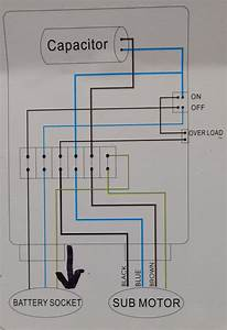 Plumbing - Confusion About Wiring Control Box For A Submersible Well Pump