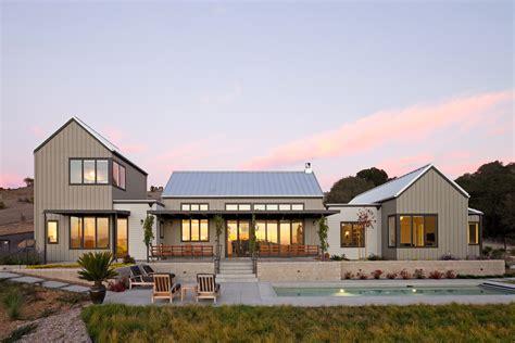 new farmhouse plans modern farmhouse arroyo grande semmes co builders inc