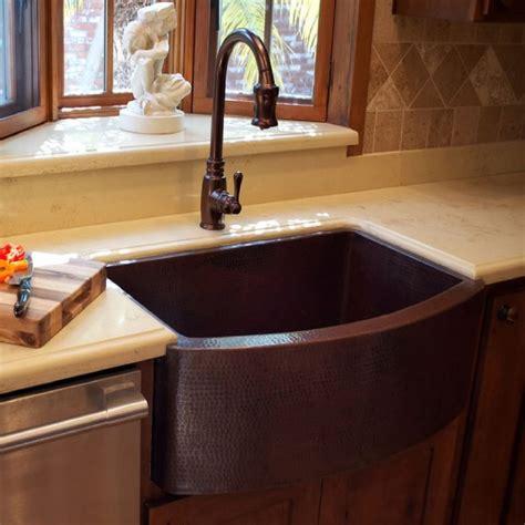 small kitchen sinks custom copper