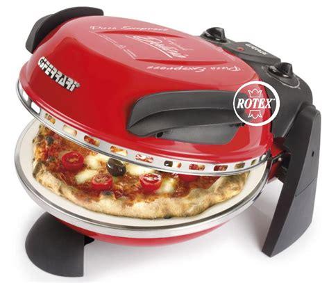 rotex  ferrari forno pizza maker express delizia