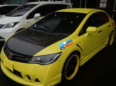 Civic Modifikasi by Modifikasijupiterz 2016 Modifikasi Honda Civic Images