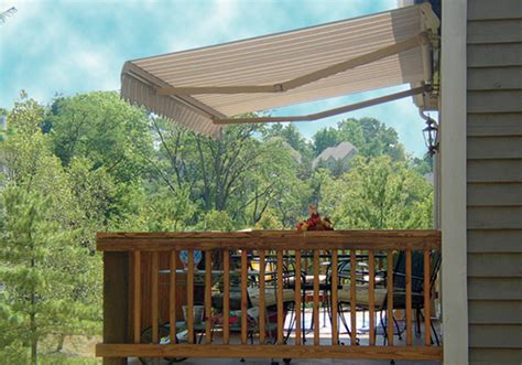Eclipse Motorized Retractable Awnings