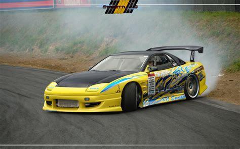 3000 GT Drift by MurilloDesign on DeviantArt