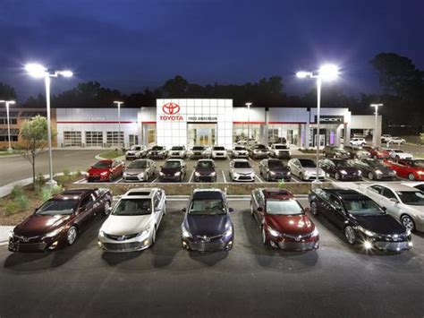 Toyota Of Columbia Sc by Fred Toyota Of Columbia West Columbia Sc 29169