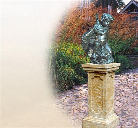 Statuen Für Den Garten Aus Bronze  Kaufen Bestellen