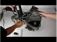 BMW X5 NV125 Transfer Case Dismantle YouTube