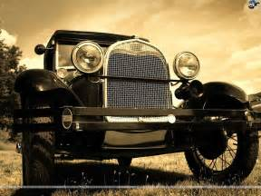 Classic Old Vintage Cars