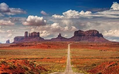 Phoenix Arizona Wallpapers Desktop Desert Cactus Earth