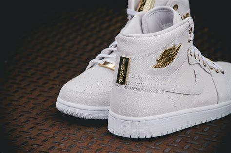The Very Limited Air Jordan 1 Pinnacle White Releases