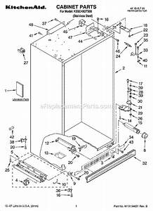 Kitchenaid Refrigerator Parts Diagram  U2013 Wow Blog
