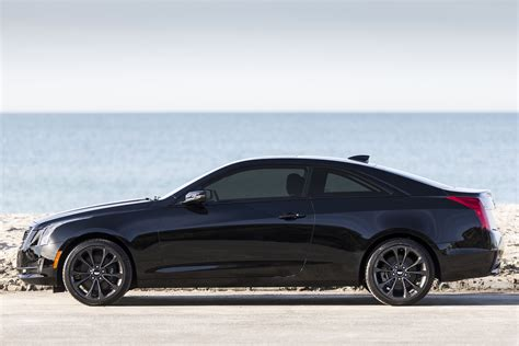 Cadillac Ats Black Chrome Package Announced