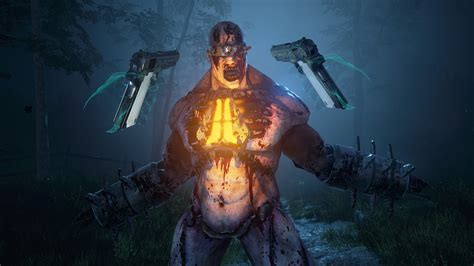 killing floor 2 incursion hands on killing floor incursion is a co op survival horror terror in vr