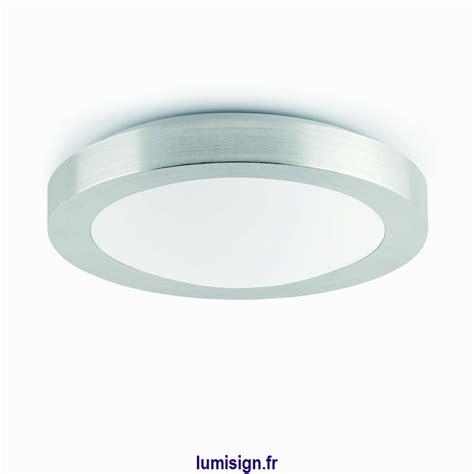 luminaire salle de bain ip65 plafonnier salle de bain logos 2 gris marque faro garantie 2 ans achat vente luminaires salle de